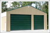Residential Metal Garages