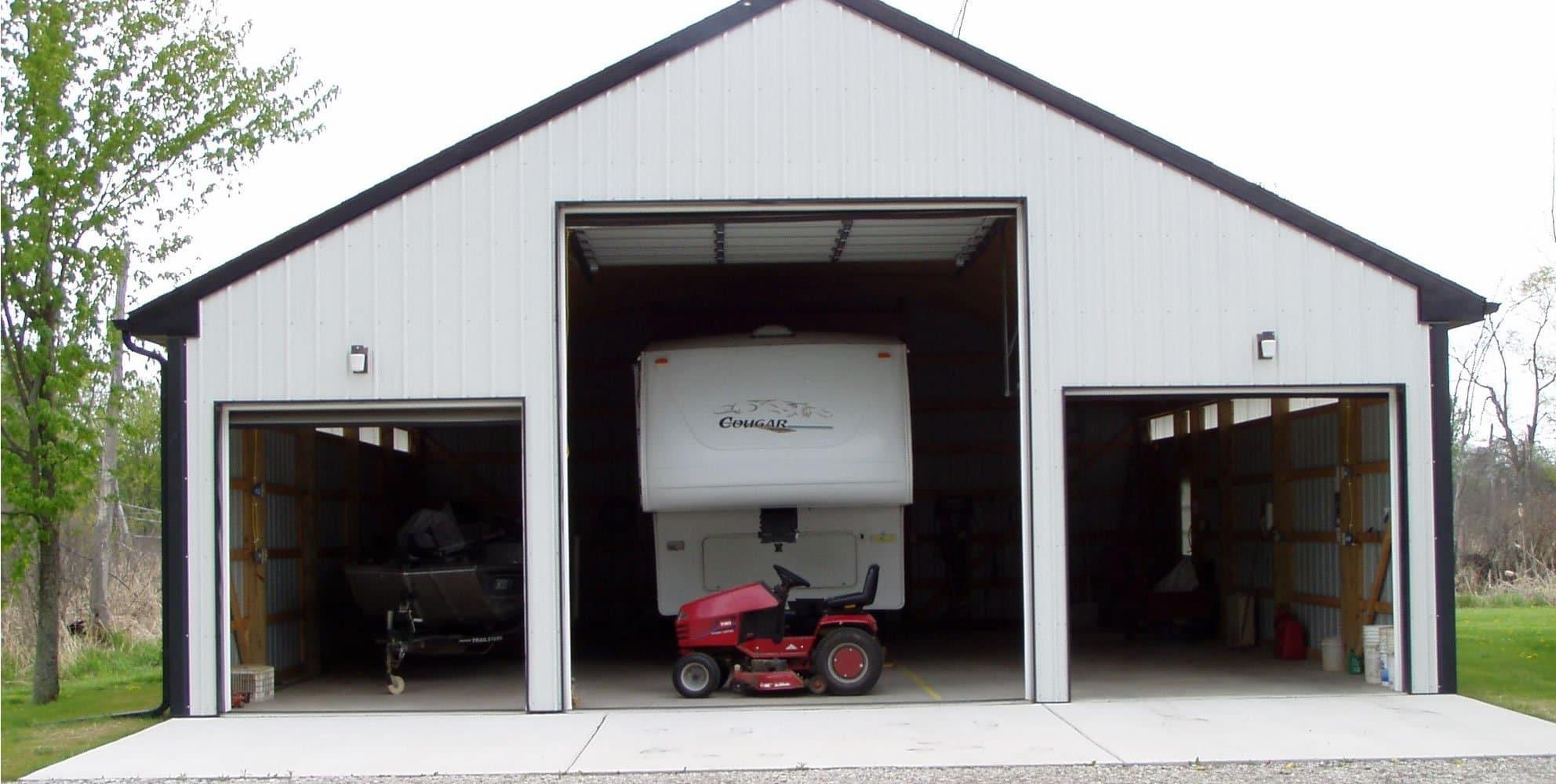 Prefab Garages 2